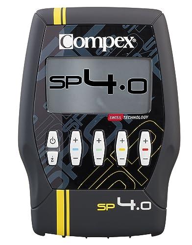 Compex Unisex Muscle Stimulator, Black