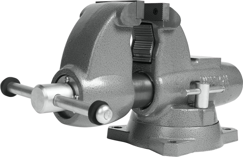 JET 28825 C0 Wilton Combo Pipe & Bench Vise 3.5