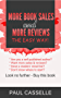 More Book Sales & More Reviews the Easy Way!: Powerful ideas for the serious self-published author (English Edition)
