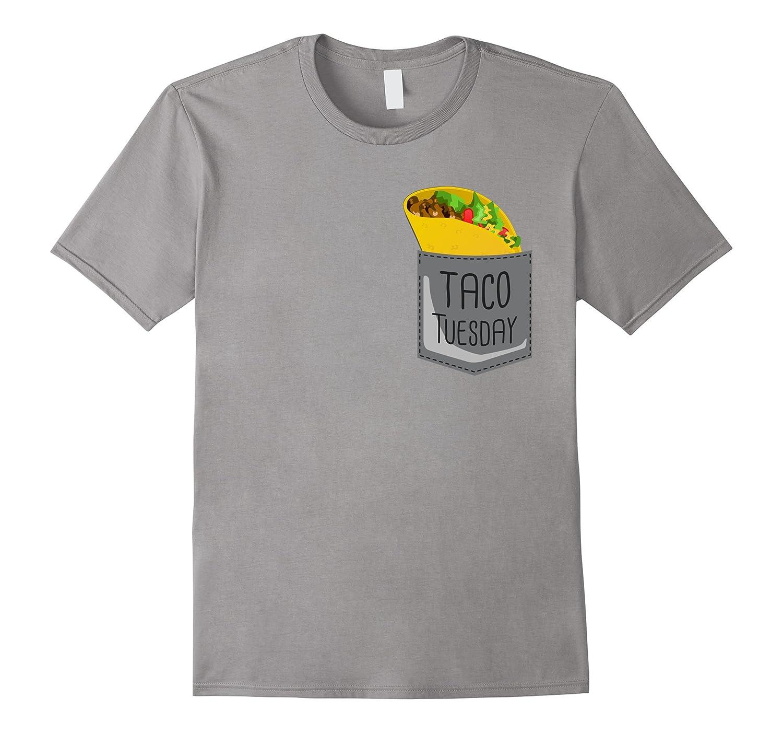 Taco In My Pocket t-Shirt – Taco Tuesday