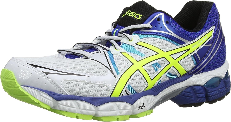 ASICS Gel-Pulse 6 - Zapatillas de deporte para hombre, color blanco, talla 46.5: Amazon.es: Zapatos y complementos