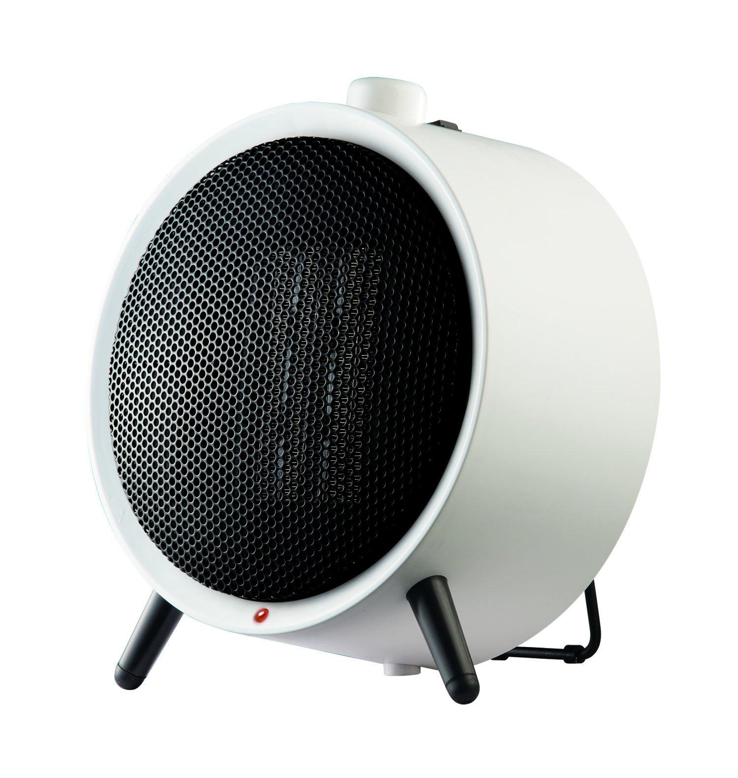 Honeywell HCE200W UberHeat Ceramic Heater, White