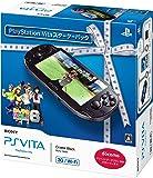 PlayStation Vita 3G/Wi-Fiモデル クリスタル・ブラック スターターパック (PCHJ-10003)【メーカー生産終了】