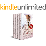 Love By Mail: A Box Set Of 5 Mail Order Bride Romance Novellas