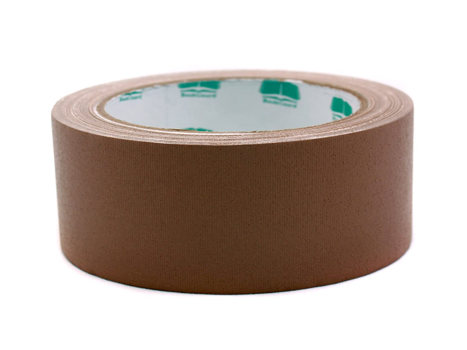"1-1/2"" Brown Colored Premium-Cloth Book Binding Repair Tape 