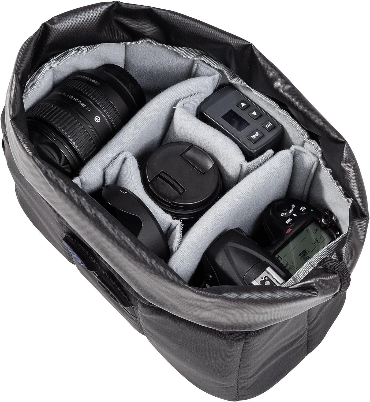 Jack Wolfskin Photo Insert Camera Bag Black