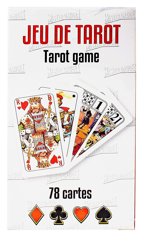 MISTER GADGET Mister je5275–Gadget Set of Tarot CMP PARIS