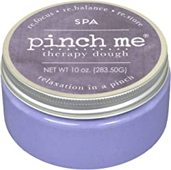 Pinch Me Therapy Dough 10 Ounce Container, Spa