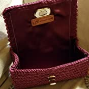 Amazon.com: Iris 18 – 489 Nylon Crochet hilo, 197-yard ...