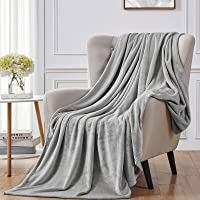 Walensee Fleece Blanket Plush Throw Fuzzy Lightweight Super Soft Microfiber Flannel Blankets for Couch, Bed, Sofa Ultra…