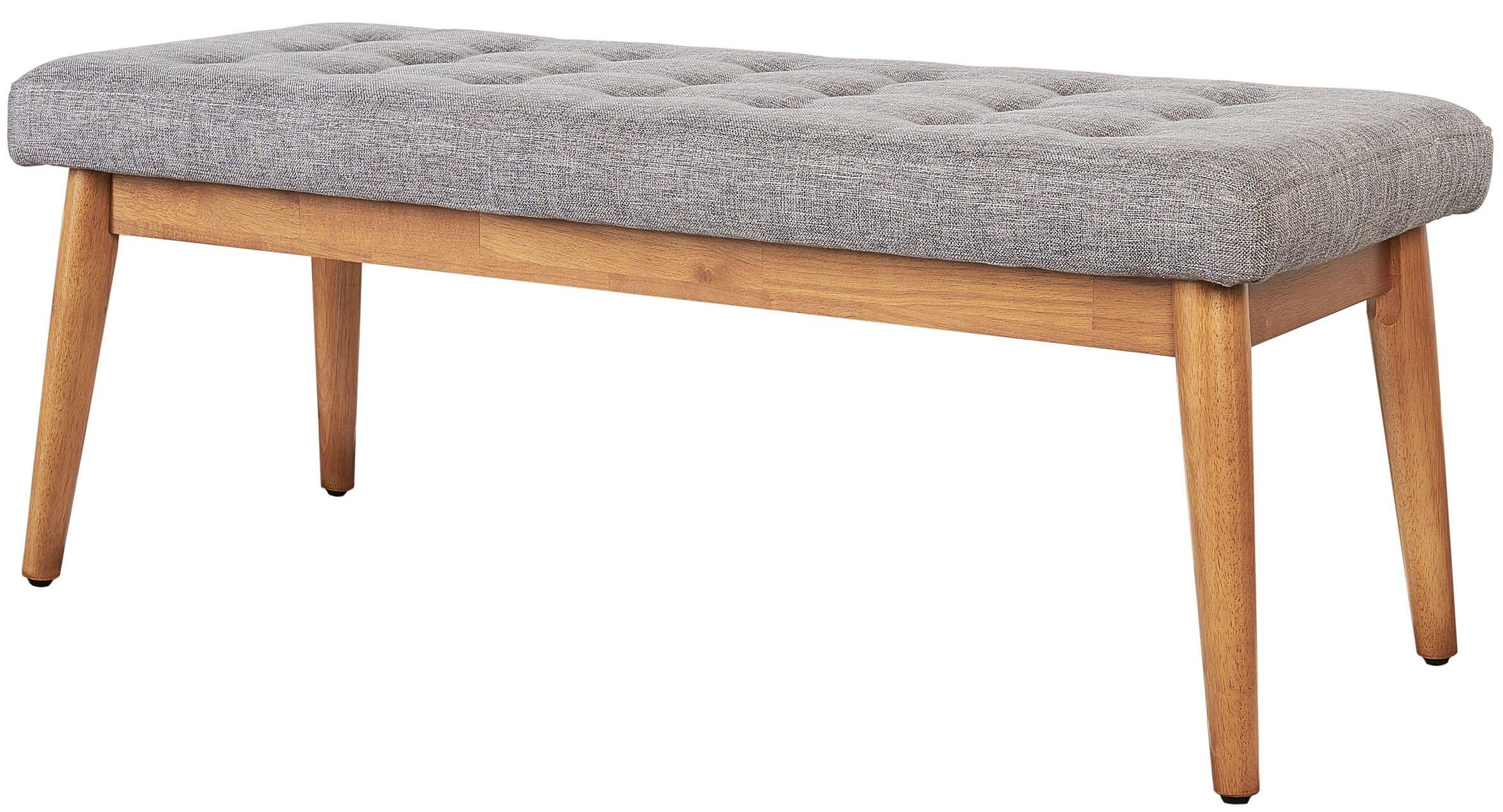 Crosley Furniture CF6019-AC Landon Upholstered Bench - Acorn