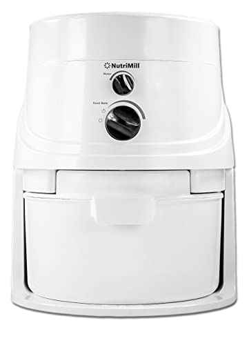 Nutrimill Classic High-Speed Grain Mill