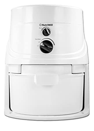 Image result for nutrimill grain mill