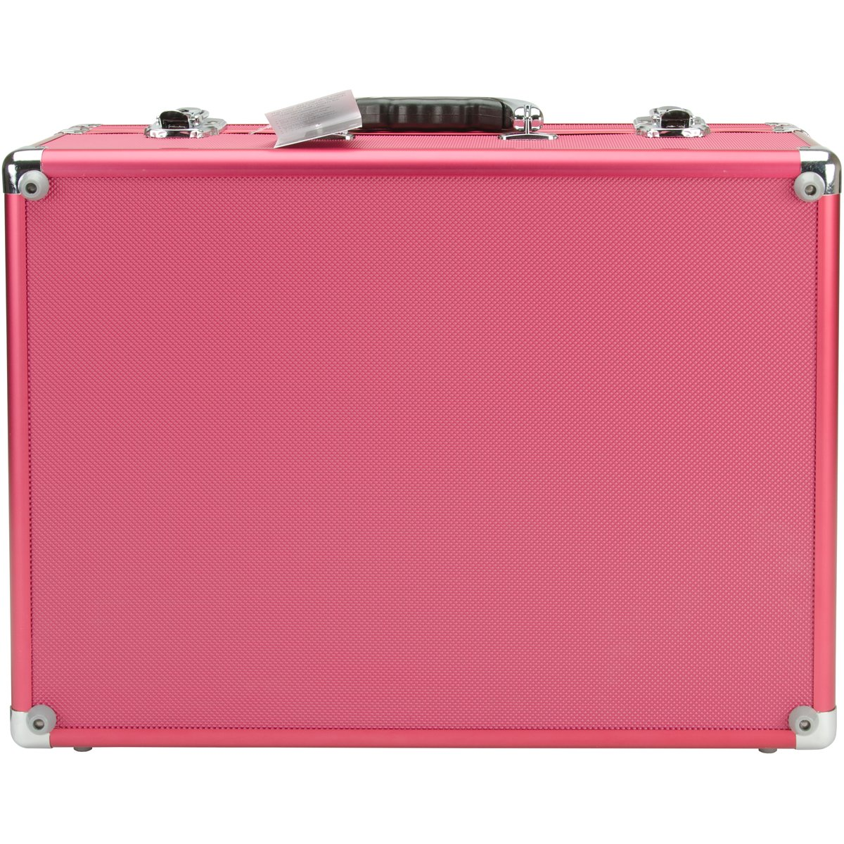 Copic Aluminum Carrying Case with Strap, 3.5 X 18 X 7 inches, Holds 358 Markers, Red (IICASE-RED)