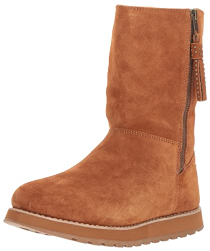 BOBS from Skechers Womens Keepsakes-Fuzzy Feelings Winter Boot, Chestnut, ...