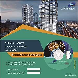 API SIEE - Source Inspector Electrical Equipment Exam