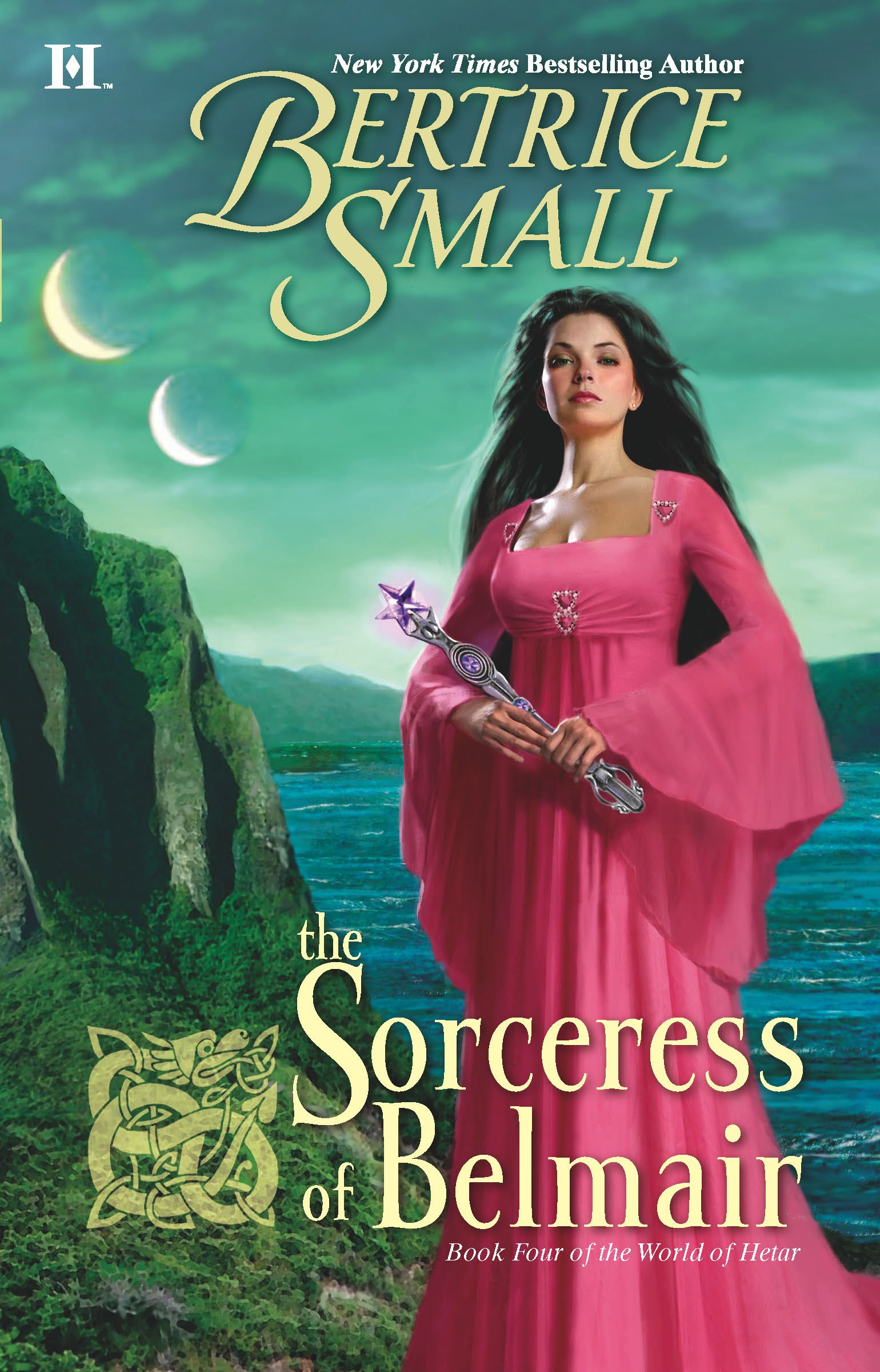 Read Online The Sorceress Of Belmair (World of Hetar) PDF