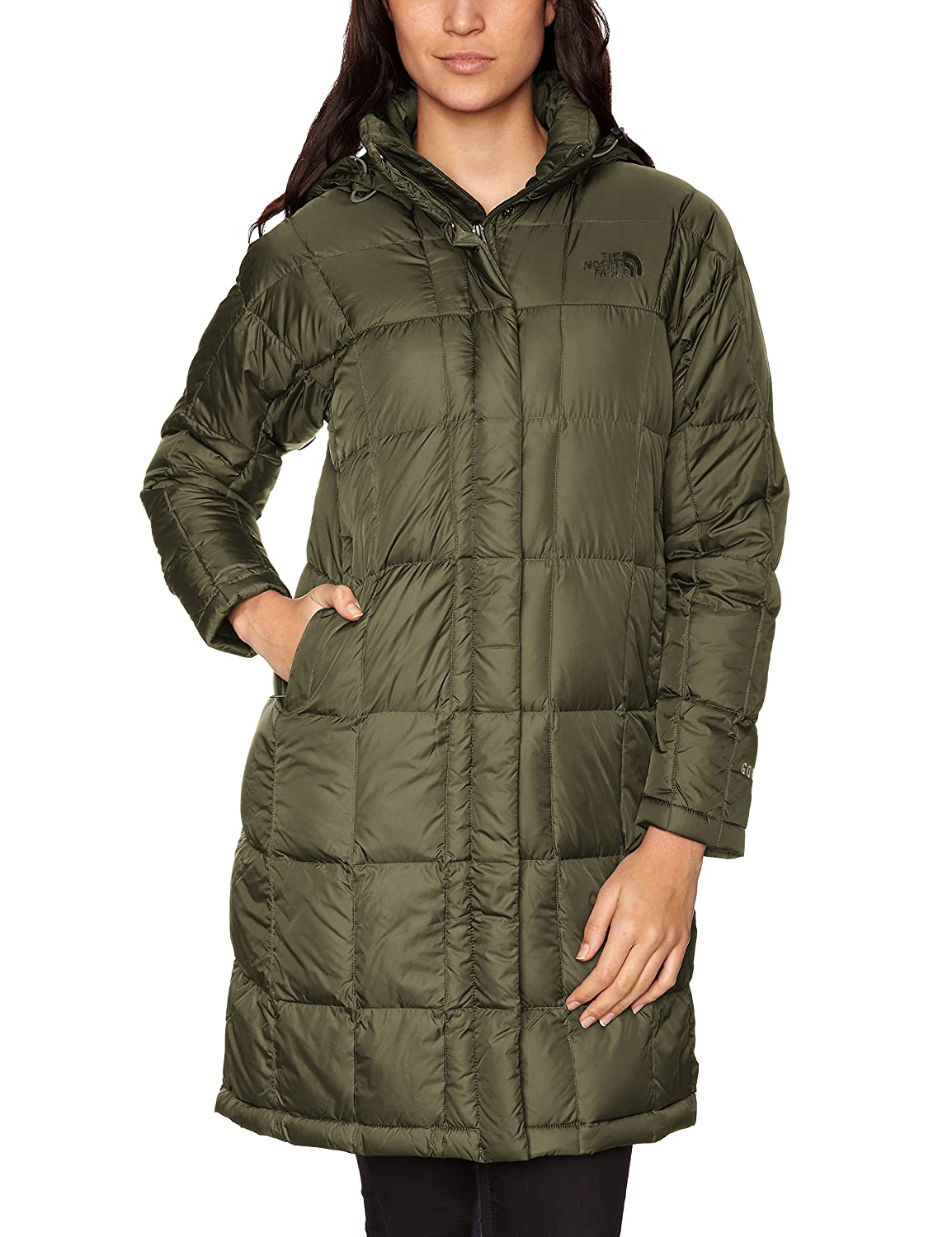 - Amazon.com : The North Face Women's Metropolis Parka II : Clothing