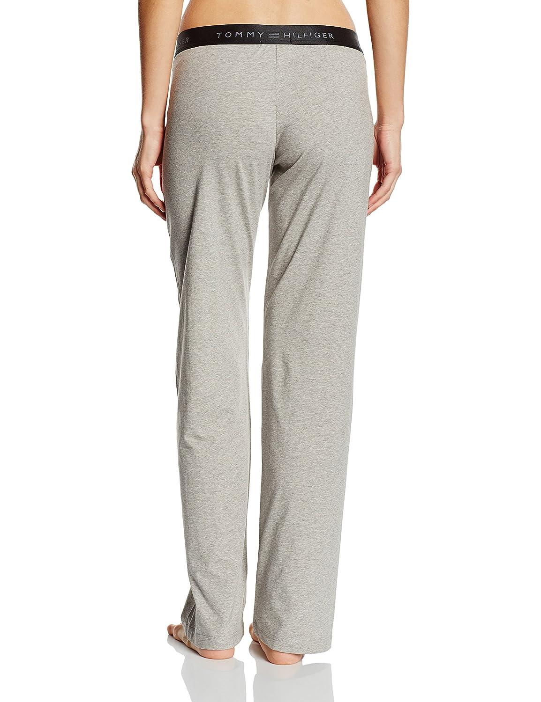 Tommy Hilfiger Cotton Pant Iconic - Pantalones de Pijama Mujer: Amazon.es: Ropa y accesorios