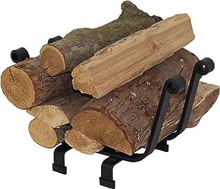 product image for Enclume LR9 BKT Premier Basket Fireplace Log Rack, Black