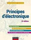 Principes d'électronique - 8e éd. - Cours et exercices corrigés