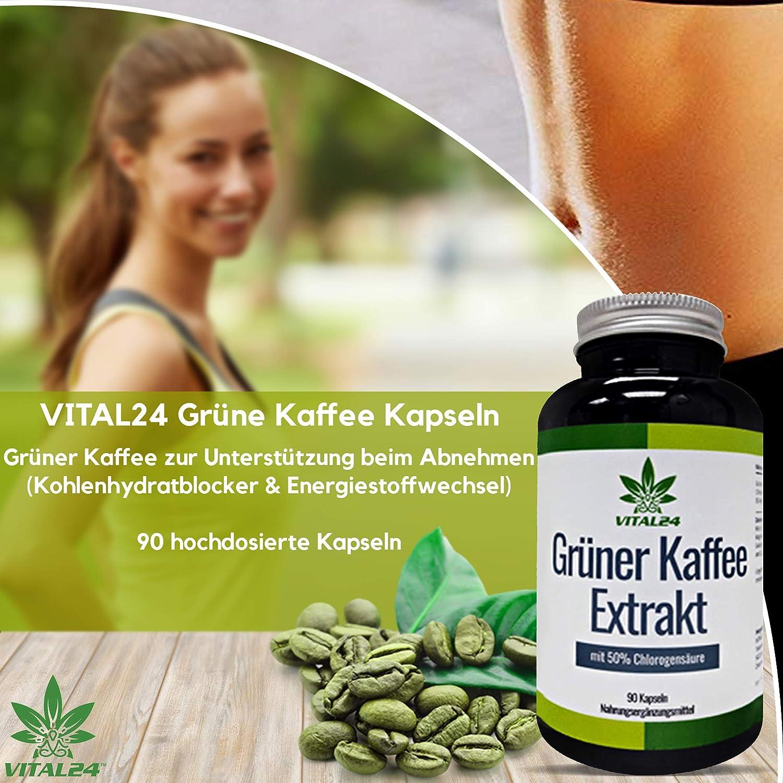Grüne Kaffeebohnenextrakttabletten uk