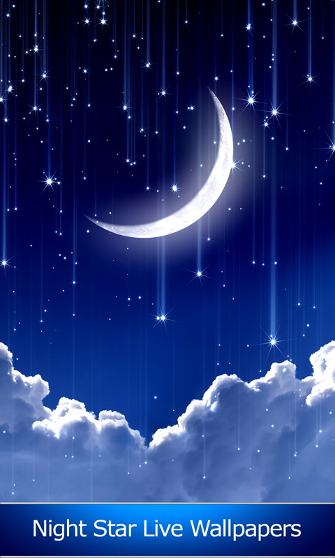 Amazon Com Night Star Live Wallpapers Appstore For Android