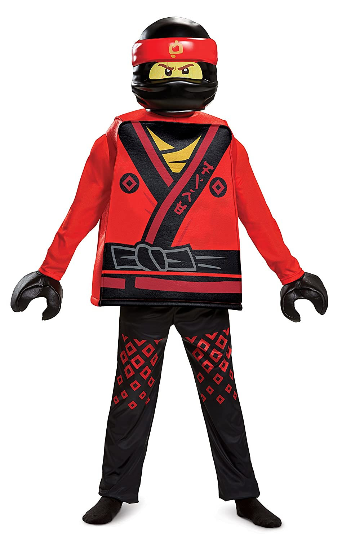 Kai LEGO Ninjago Deluxe Costume