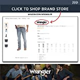 Wrangler Apparel Mens 20X Style 33 Jeans 32W x 40L Blue