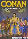 Conan the Adventurer: Season Two Pt One [DVD] [Import]