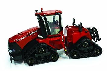Britains - Tractor Case IH Steiger, 600 4WD, color rojo y negro (TOMY 42552): Amazon.es: Juguetes y juegos