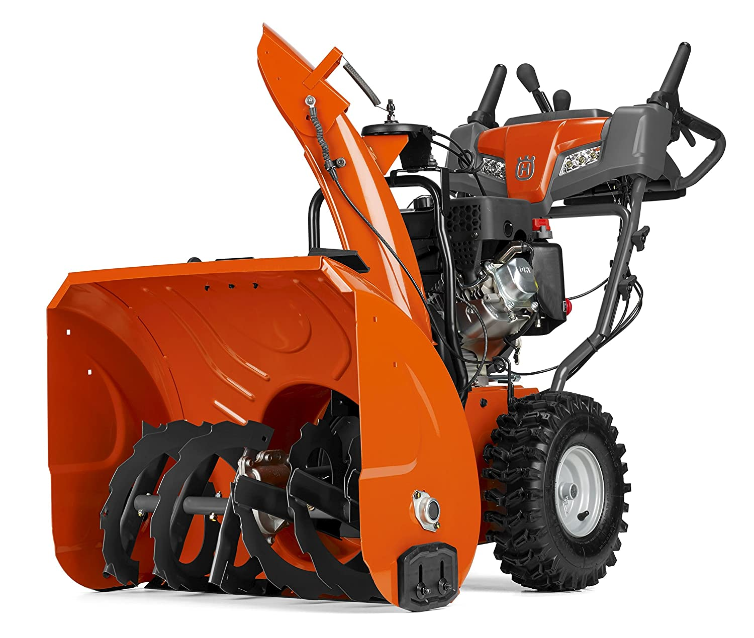 Amazon Com Husqvarna St227p 27 In 254cc Two Stage Gas Snow