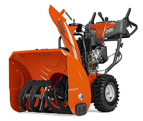 Husqvarna 961930097 254cc 2-Stage Electric Start Snow Thrower