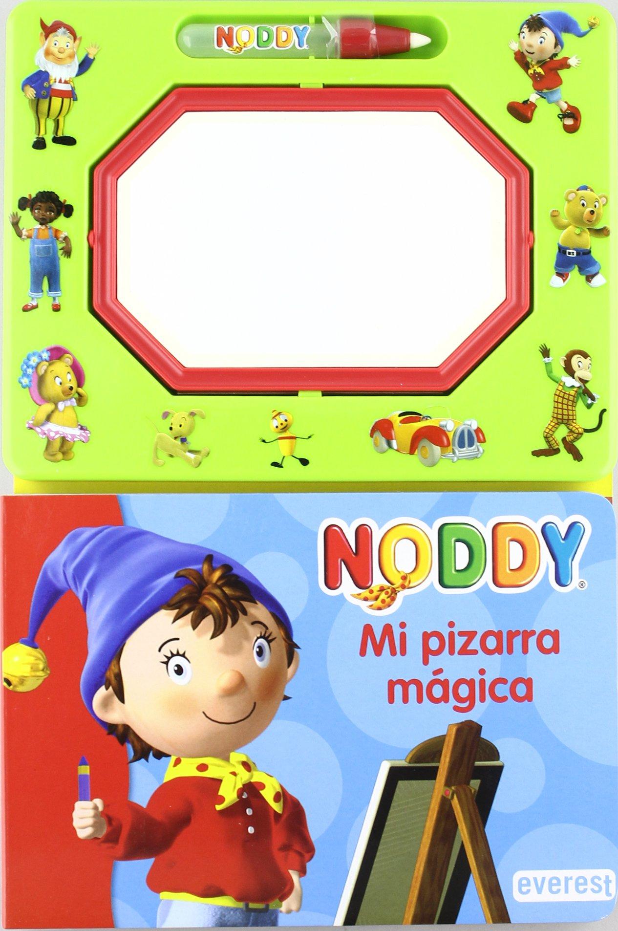 Noddy: mi pizarra mágica: A Chorion Company: 9788444166858 ...