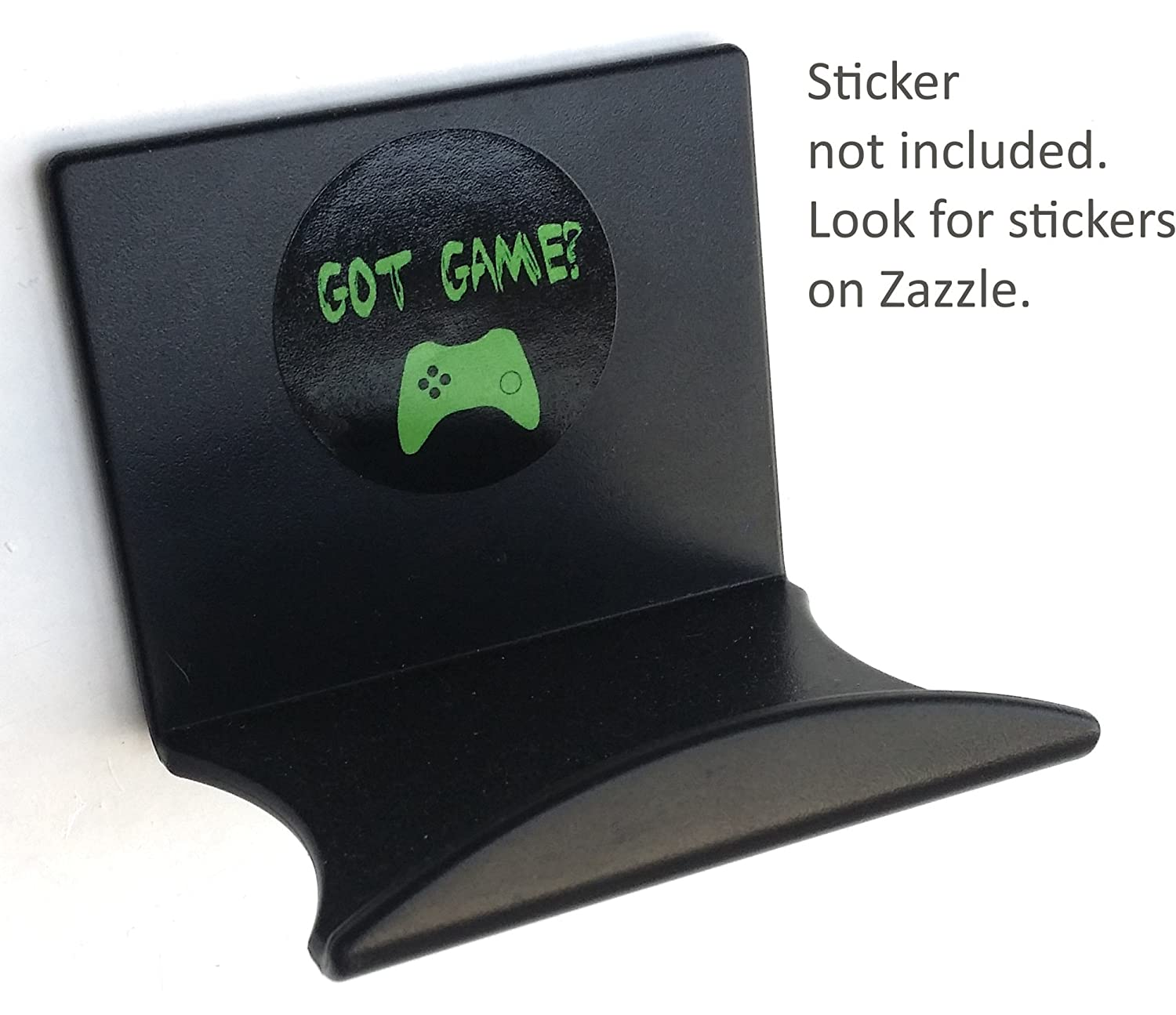 Xbox 360 wireless controller skin xbox 360 controller skins zazzle - Amazon Com Stick On Game Controller Hangers 2 Pack Home Audio Theater