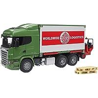 Bruder - Scania R-Serisi Konteyner & Forklift