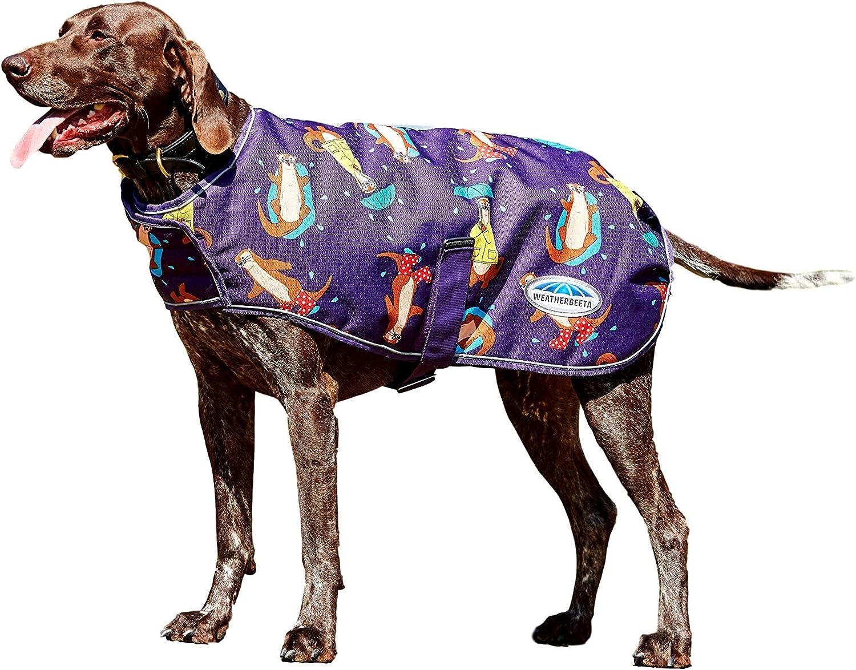Weatherbeeta Comfitec Super beauty product restock quality top Premier Free Parka Otter Coat Print El Paso Mall Dog