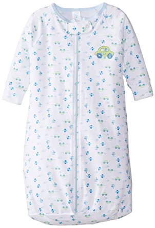 Amazon Com Spasilk Baby Boys Newborn 100 Cotton Sleep Bag Sack