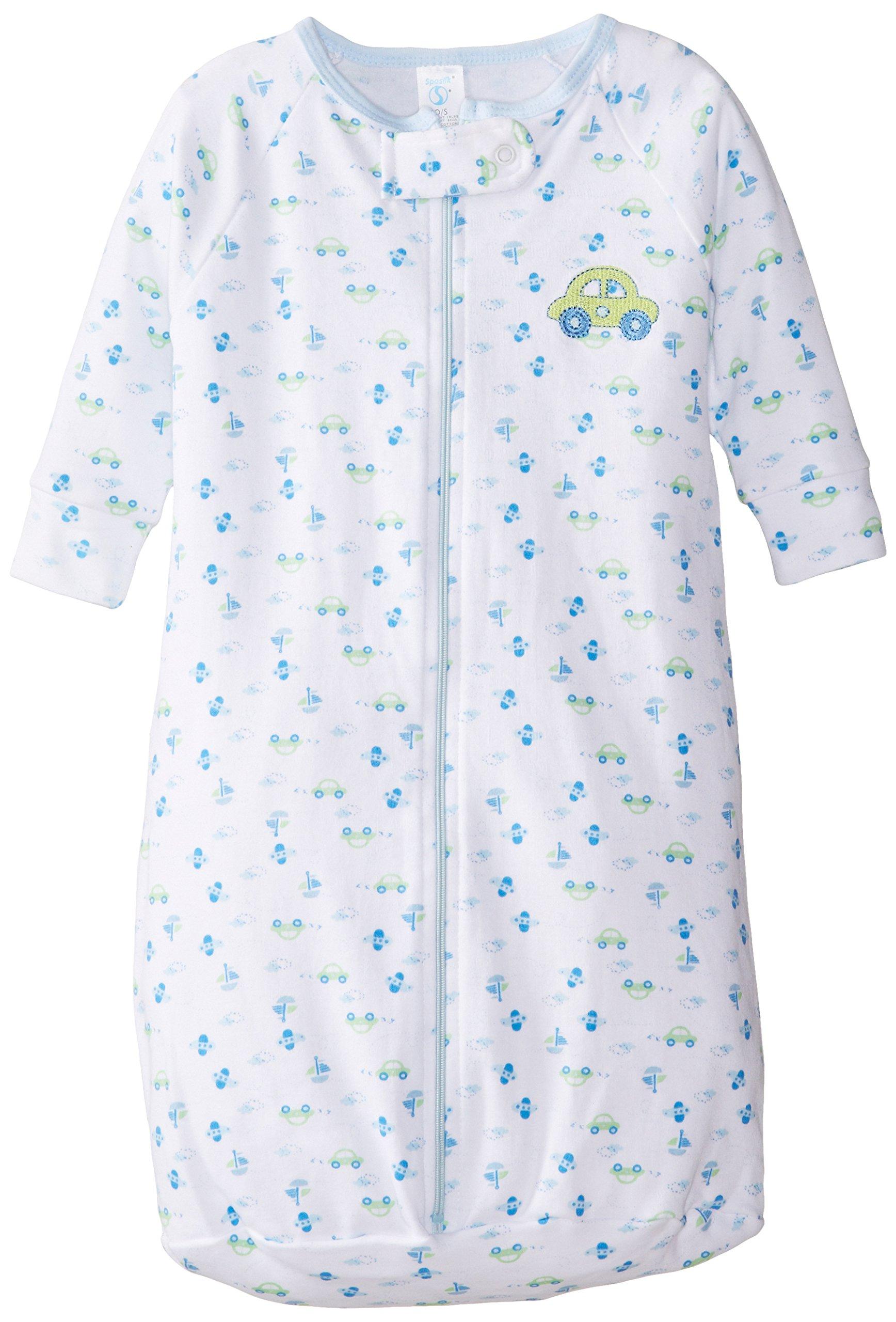 Amazon Com Hudson Baby Baby Long Sleeve Cotton Safe