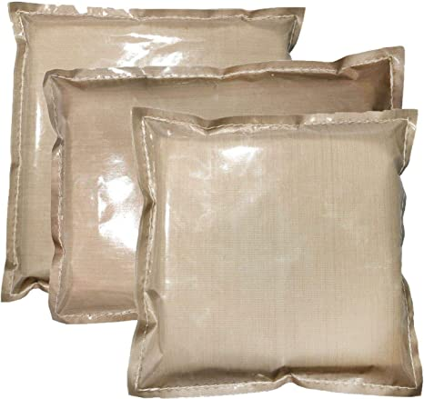 10x10 Teflon Heat Resistant Pressing Pillows for Screen Print and Heat Pressing Shirts