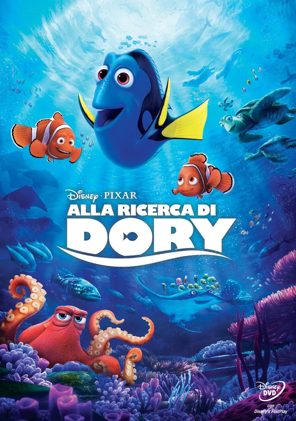 Alla ricerca di dory amazon cartoni animati film e tv