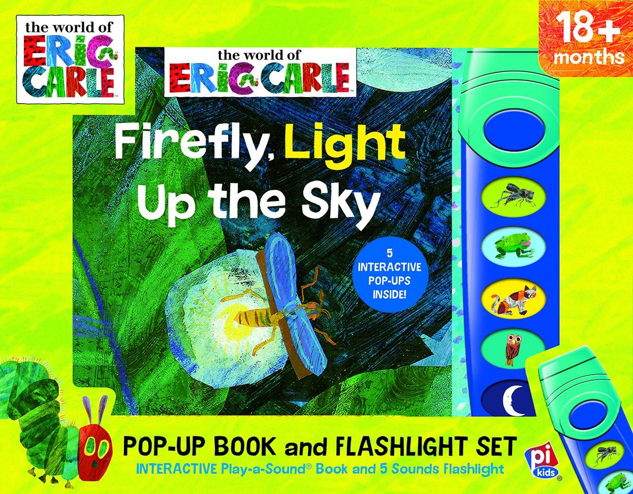 Eric Carle Box Flashlight Adventure product image