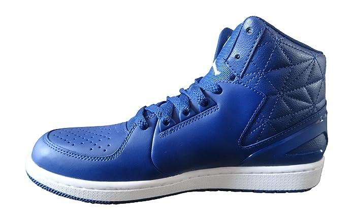 e219f187458 Amazon.com | nike air jordan 1 flight 3 PREM mens hi top trainers 743188  sneakers shoes | Shoes