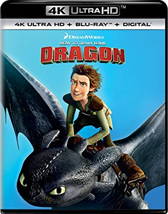 Amazoncom How To Train Your Dragon Blu Ray Jay Baruchel Gerard