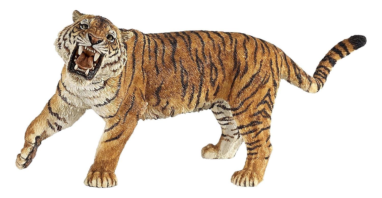 Papo Vida Salvaje 50182 Tigre Rugiendo En