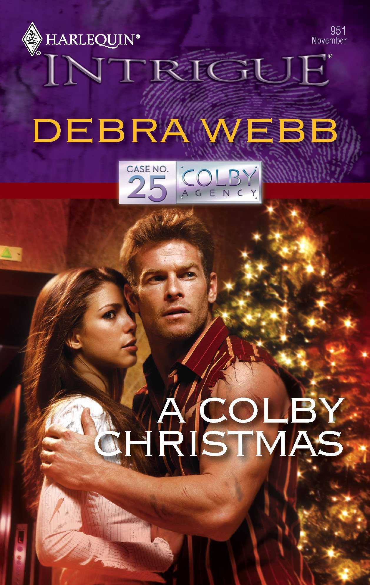 Download A Colby Christmas (The Colby Agency, Case No. 25) PDF