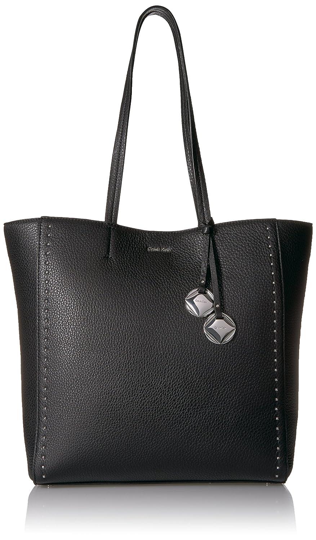 Calvin Klein レディース B073WN6Q4M ブラック/シルバー