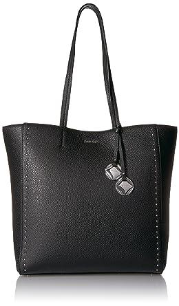 edce1506e7 Amazon.com  Calvin Klein Avery Pebble N S Tote Tote Bag