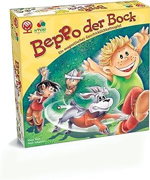 Huch & Friends 75518 Beppo der Bock - Juego de mesa infantil ...