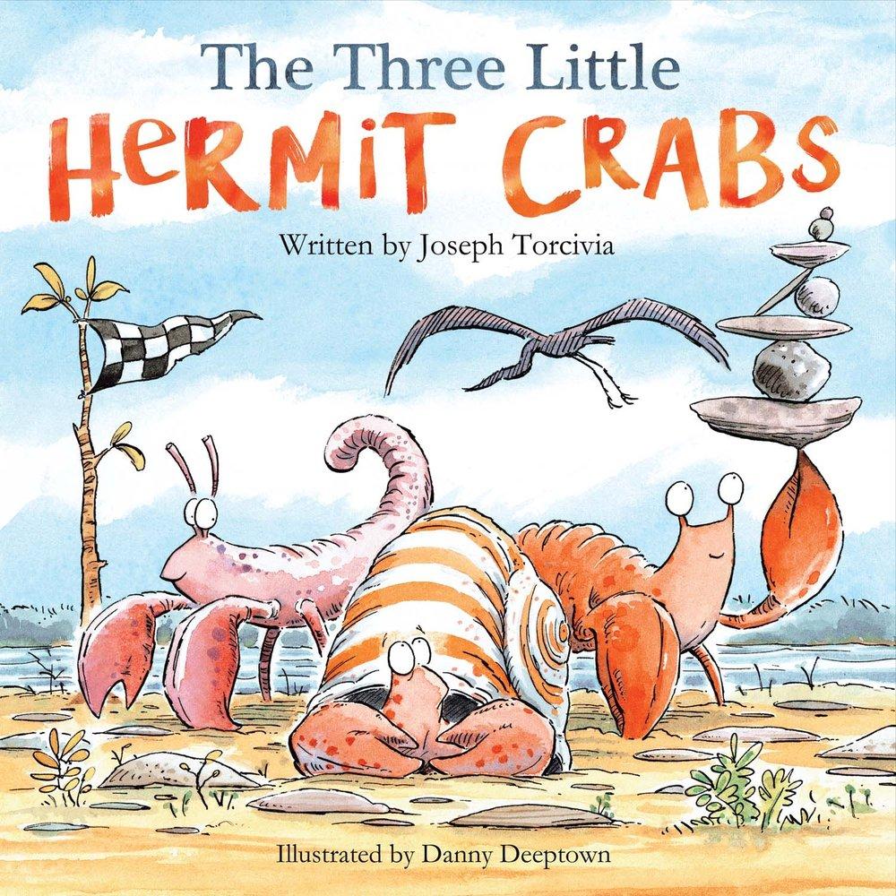 The Three Little Hermit Crabs PDF